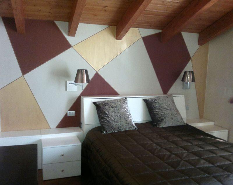 Pitture Per Pareti Glitterate : Resin color vernici e resine per la decorazione di pareti e